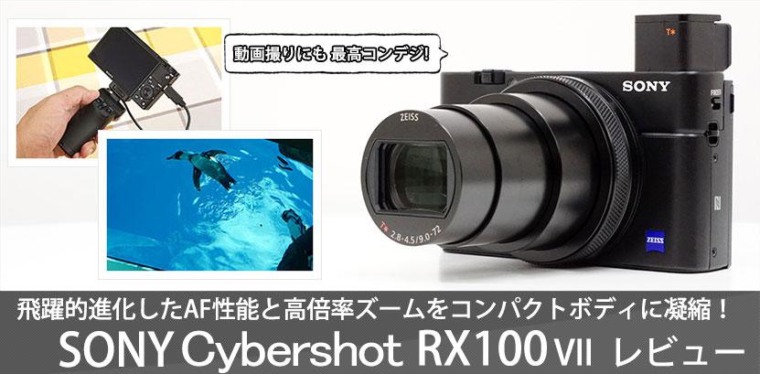 RX100M7レビュー 作例付き 実機を使って徹底解説!